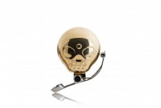 Zvonek na kolo SUCK UK Skull Bike Bell