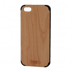 Dřevěný kryt na iPhone 5 MAPLE 5